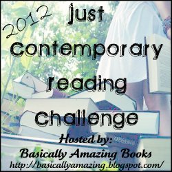 Just Contemporary YA Challenge