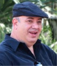 Author Julian Rosado-Machain