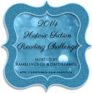 2014 Historic Fiction Reading Challenge