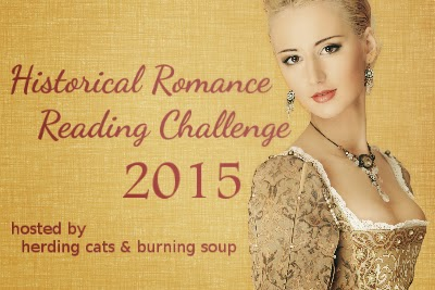 Historical Romance Reading Challenge
