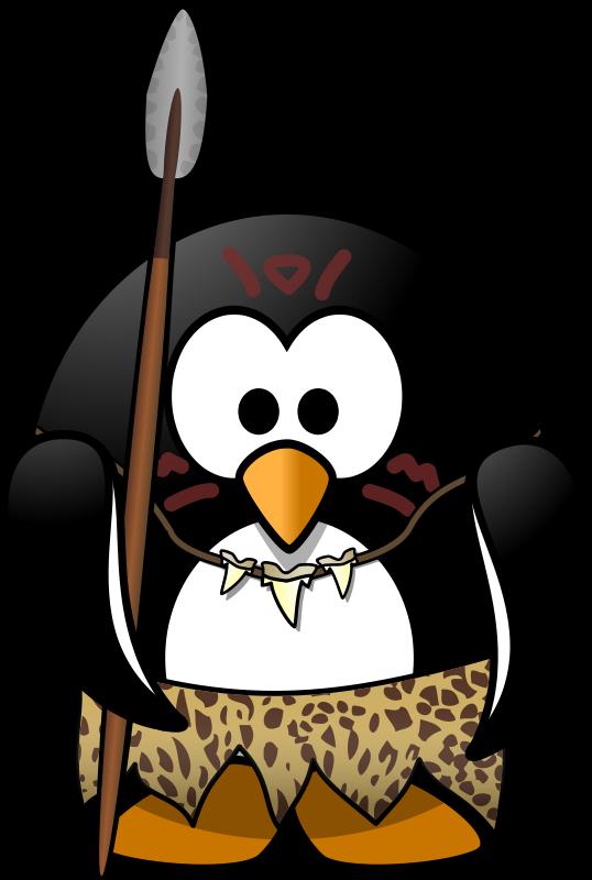 Wild Penguin