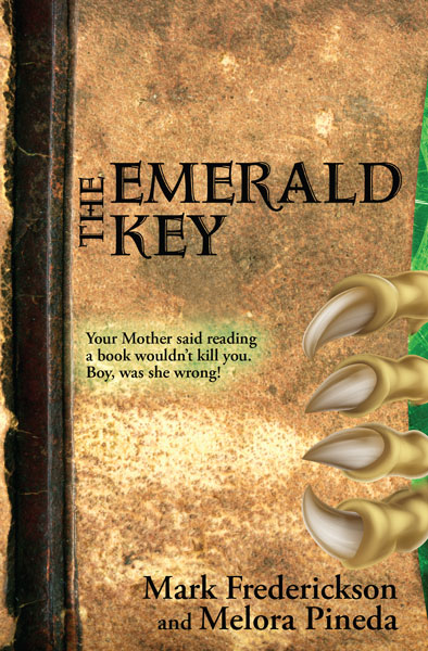 The Emerald Key by Mark Frederickson & Melora Pineda