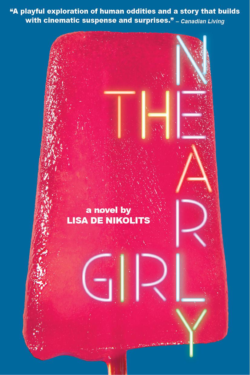 The Nearly Girl by Lisa de Nikolits