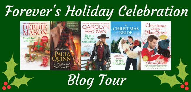 Forever's Holiday Celebration Blog Tour