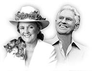 Patricia Bragg & Paul Bragg
