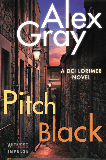 How Alex Gray Keeps the Mystery Alive in a Series.. & a Great Example: Pitch Black