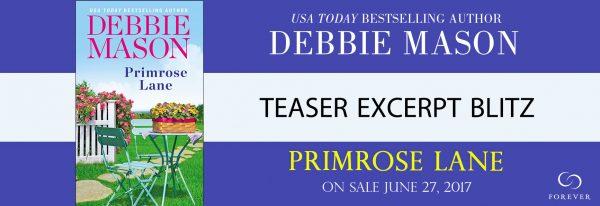 PRIMROSE LANE by Debbie Mason Blitz Banner