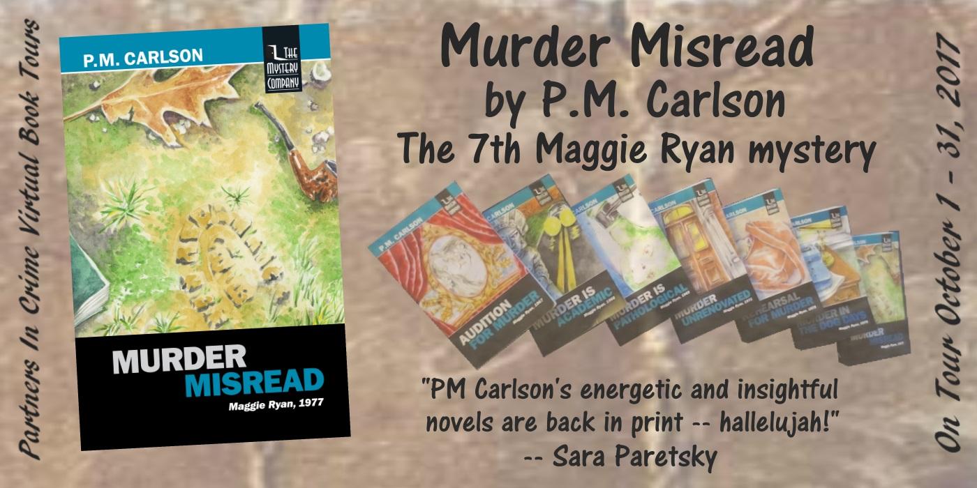 Excerpt   Murder Misread by P.M. Carlson