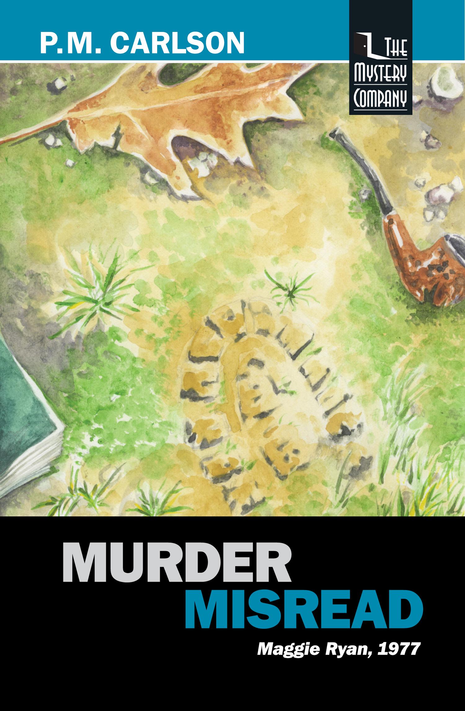 Murder Misread by P.M. Carlson