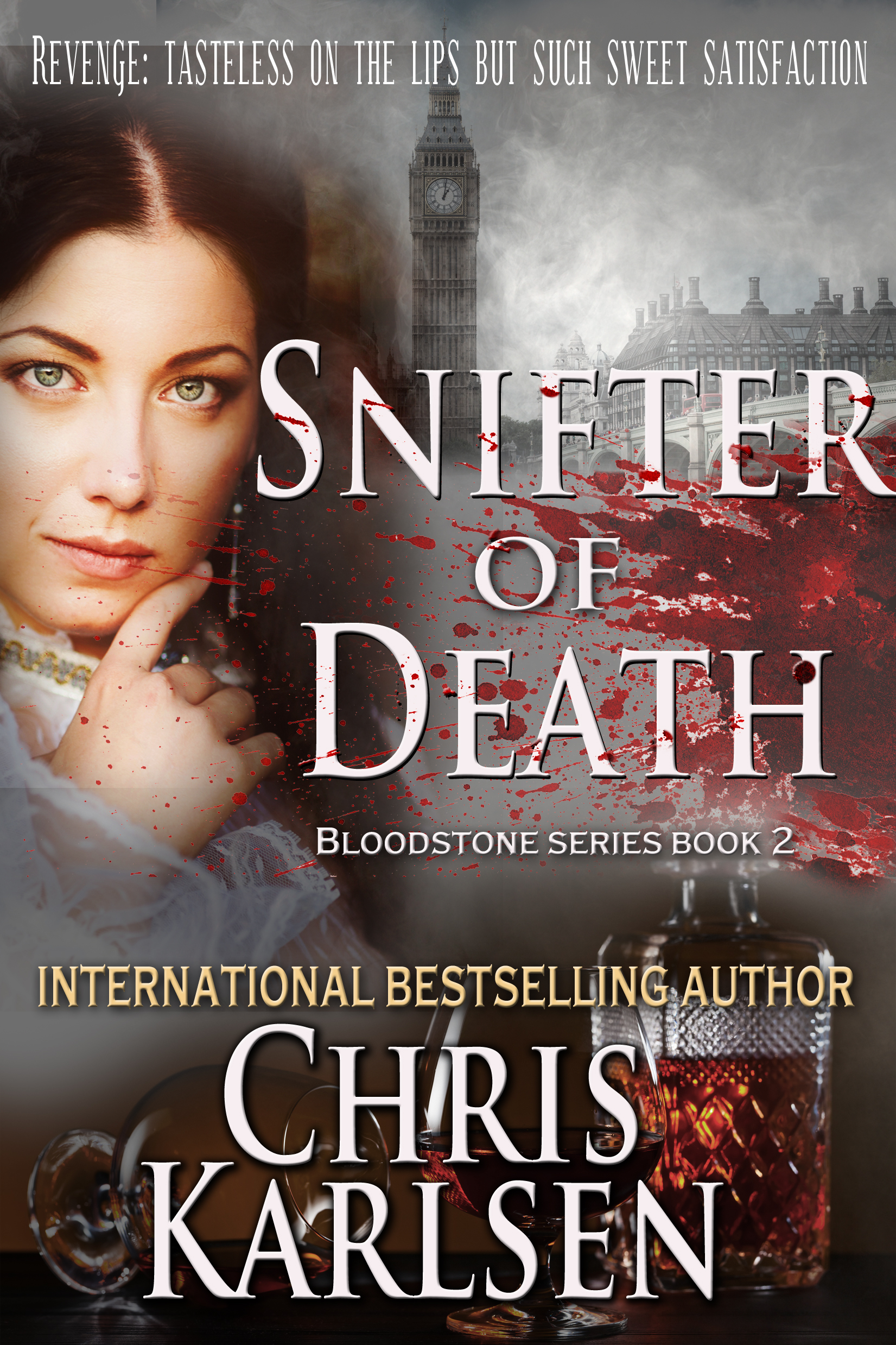 Snifter of Death by Chris Karlsen
