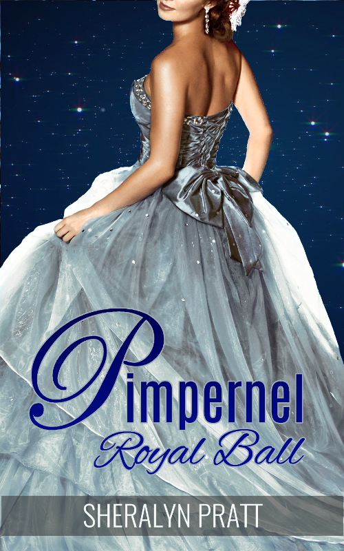 12 Days of Clean Romance | The Pimpernel Series