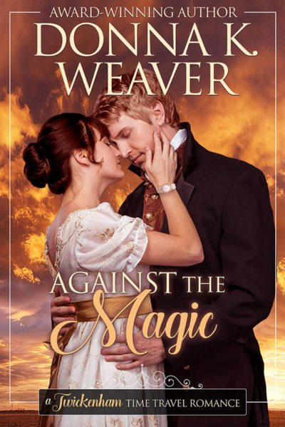 Against the Magic by Donna K Weaver