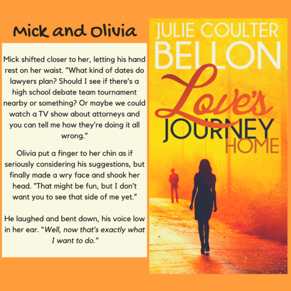 Excerpt from Love's Journey Home