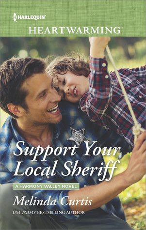 Support Your Local Sheriff by Melinda Curtis