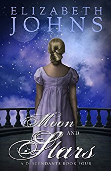 Moon and Stars by Elizabeth Johns