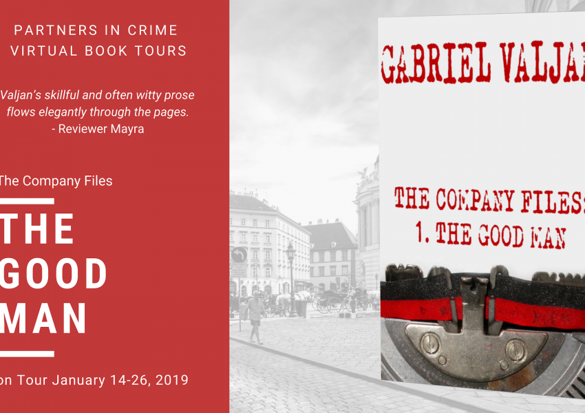 The Company Files: The Good Man by Gabriel Valjan Tour Banner