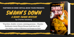 Swann's Down by Charles Salzberg Tour Banner