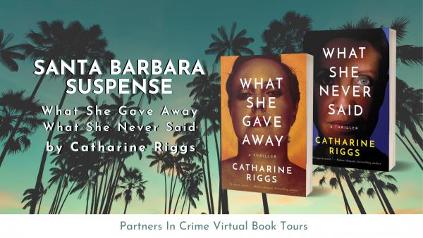 Santa Barbara Suspense Series by Catharine Riggs