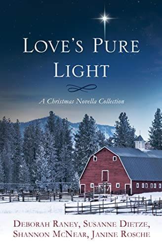 Love's Pure Light  4 Stories Follow an Heirloom Nativity Set Through Four Generations