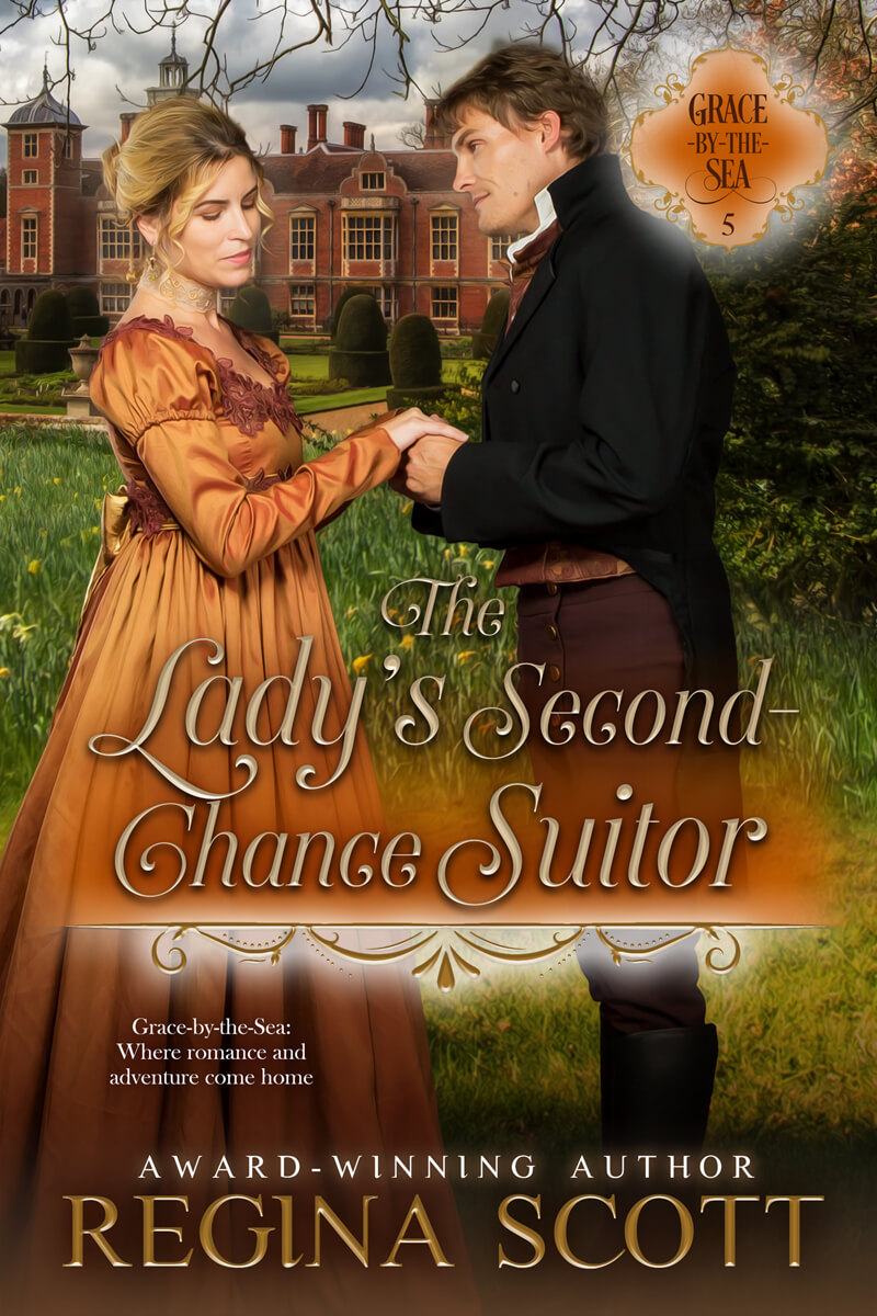 The Lady's Second-Chance Suitor