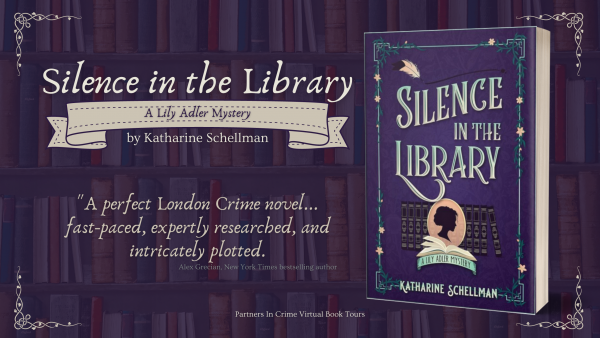 Silence in the Library banner
