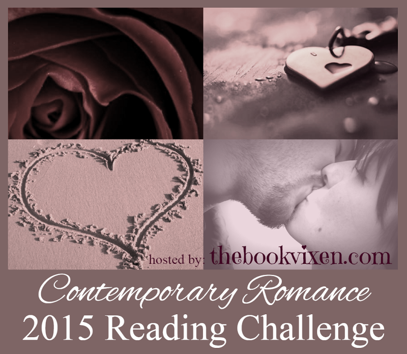 2015 Contemporary Romance Reading Challenge