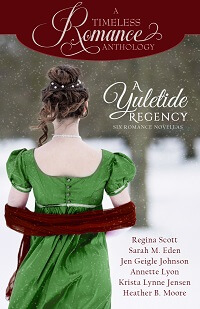 Always Kiss at Christmas - A YULETIDE REGENCY