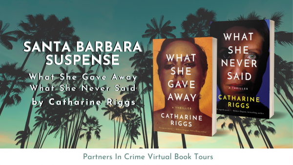 Santa Barbara Suspense Series by Catharine Riggs