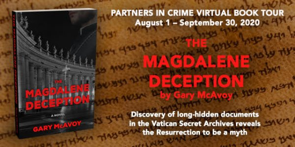 Banner | The Magdalene Deception by Gary McAvoy