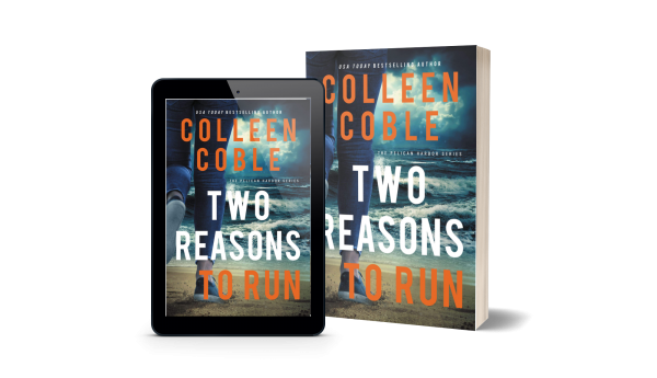 Two Reasons to Run Colleen Coble