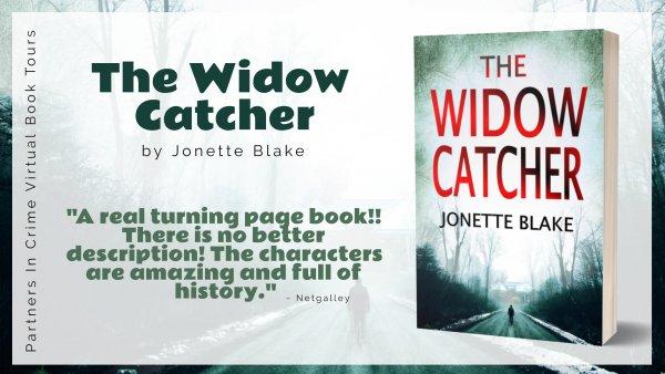 The Widow Catcher by Jonette Blake Tour Banner